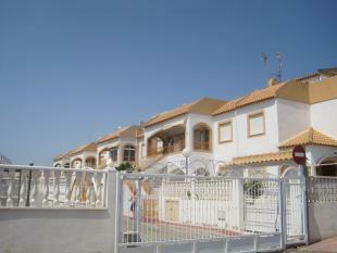 property behind entrance gates.