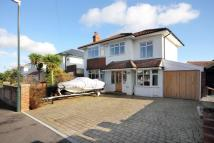 Detached home in Seafield Road...