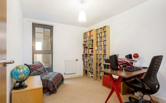 Study/Third Bedroom