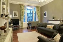 3 bedroom Flat in Hanover Street, New Town...