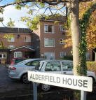 Ground Flat in Alderfield Road...