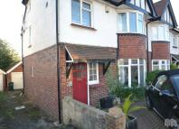 semi detached property to rent in Cranmer Avenue Hove East...