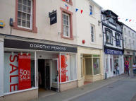 property to rent in Bridge Street, Haverfordwest, Pembrokeshire, South West Wales, SA61