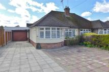 2 bedroom Semi-Detached Bungalow for sale in Frensham Drive, Hitchin...