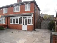 3 bed semi detached property to rent in Manchester Road...