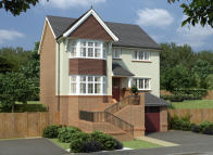 4 bed new property in Camomile Way...