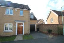 3 bed semi detached property in Quail Close, STOWMARKET...