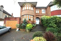 Ashurst Road semi detached house for sale