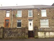 Terraced house in Picton Street, Maesteg,