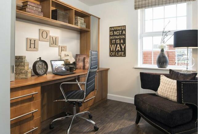 Avondale Show Home Study