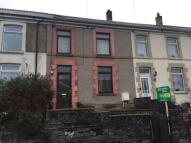Terraced property to rent in Brynawel, Crynant, Neath