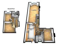 3 bedroom Detached property to rent in Ynysmeudwy Road...