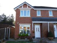 semi detached home for sale in Talwrn Court, Coedpoeth...