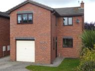 4 bedroom Detached house in Pen Y Bryn, Sychdyn, Mold