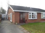 2 bedroom Semi-Detached Bungalow in Erlas Park Road, Wrexham