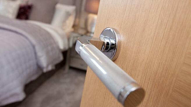 Italian inspired door furniture