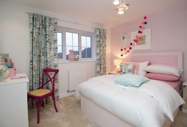 Kennington bedroom