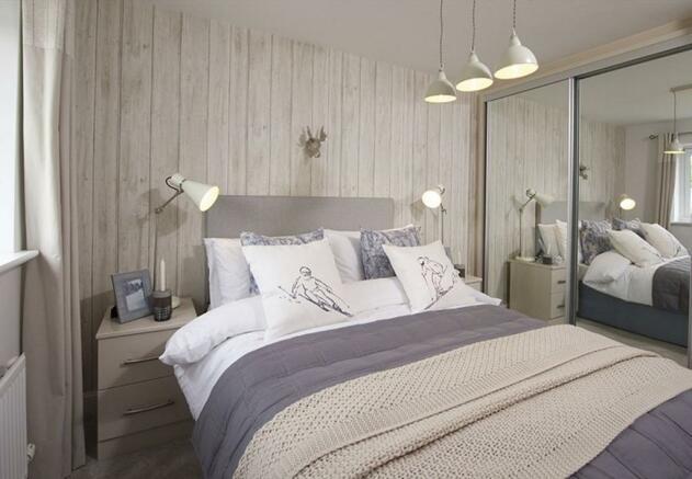 Guisborough bed 2
