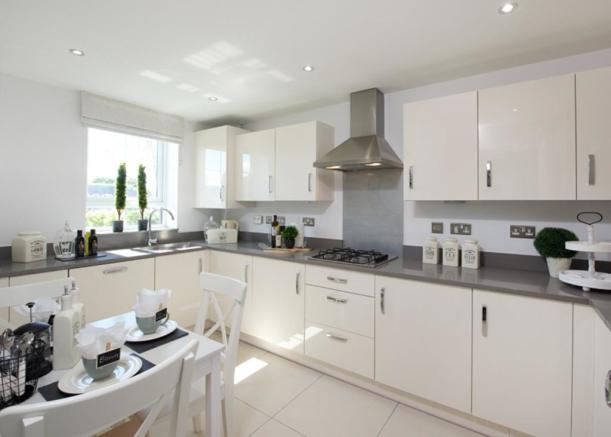 Oakham kitchen