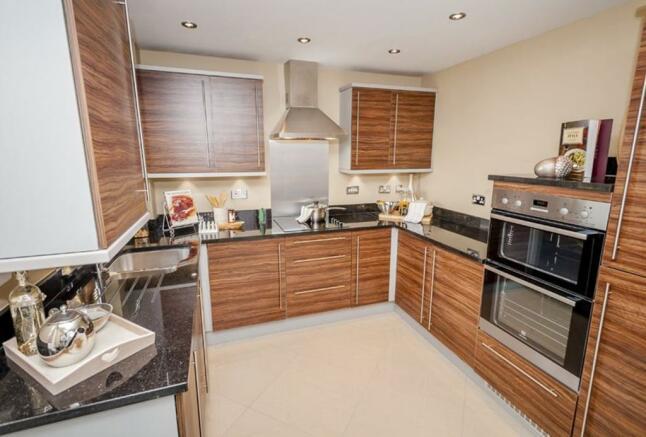 Faringdon kitchen