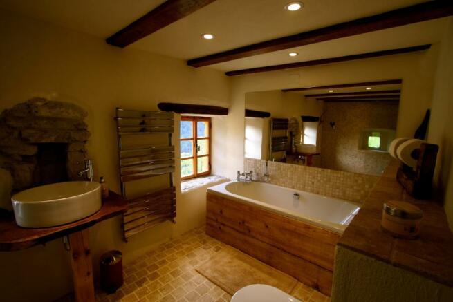Bath room - Wet-room