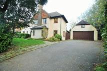 Detached home for sale in Gillham Wood Road...