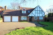 Detached house in Ellerslie Lane...