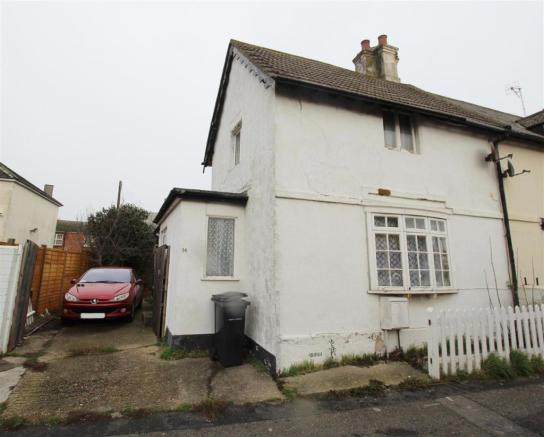 2 Bedroom Semi Detached House For Sale In Station Road