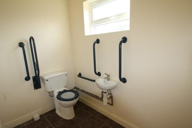 Disabled Toilet