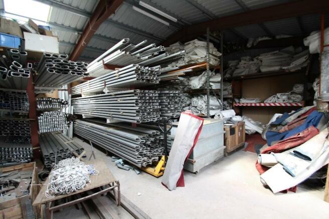Steel Fabric Unit #2