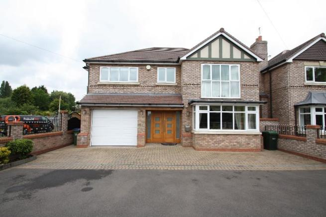 5 Bedroom Detached House For Sale In Ray Hall Lane Great Barr
