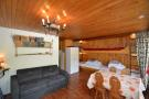 Studio apartment in Courchevel, Savoie...