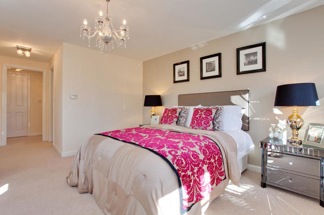 3. Typical Bedroom