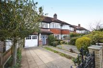 semi detached property in Ashley Gardens...