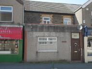 Terraced house in Newport Road, Cwmcarn...