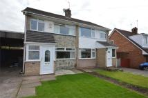 3 bed semi detached property in Somerville Cl...