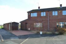 3 bedroom semi detached home for sale in Woodlands Court, Mancot...