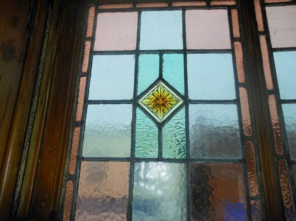 684. Glass window.JP