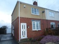 2 bedroom semi detached house in Sandymount, Harworth...