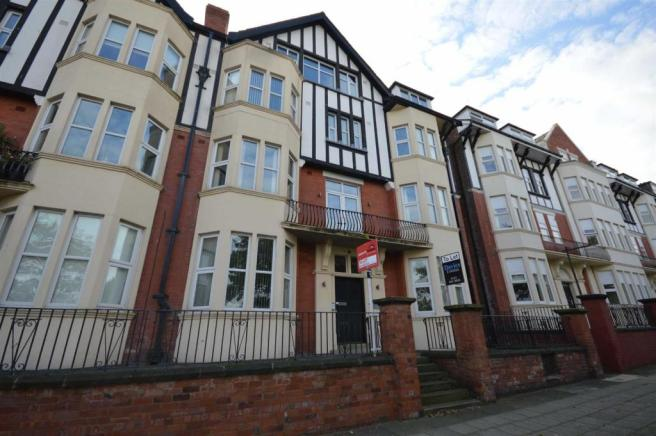 2 Bedroom Flat To Rent In Marine Park Mansions Wellington Road New Brighton Wallasey Ch45