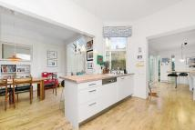 Terraced home for sale in Manor Gardens...