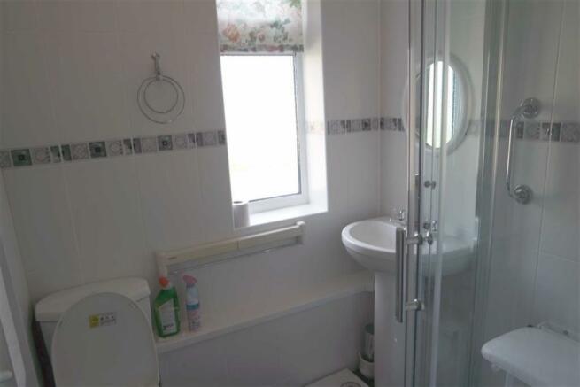 Shower Room / WC: