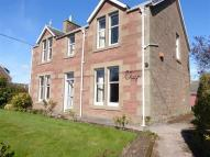 Detached home in St Andrews Street, Alyth...