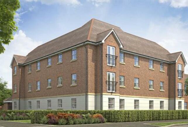 2 bedroom apartment for sale in kersey crescent speen newbury rg14 rg14