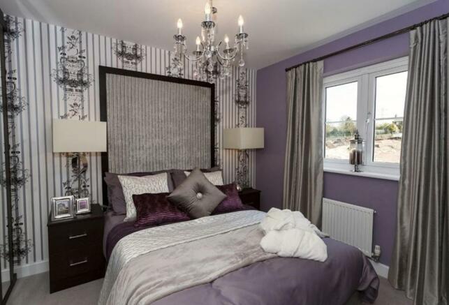 The Carrick Bedroom
