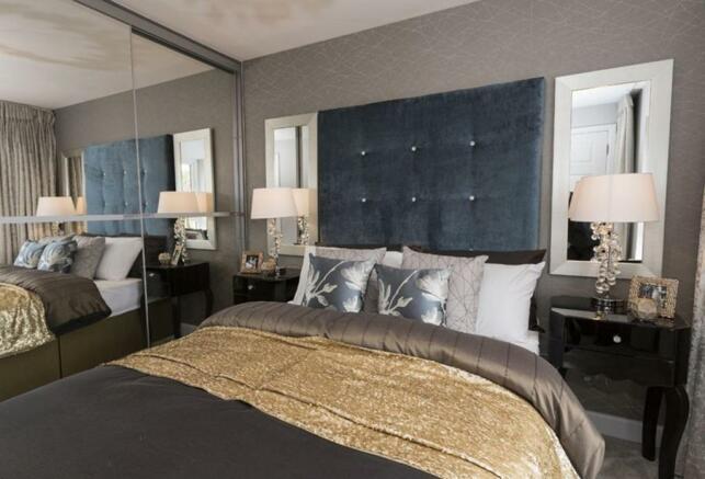 Craigievar bedroom 2