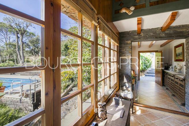 Indoor Terrace