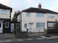 3 bedroom semi detached house in Raymond Avenue, Bootle