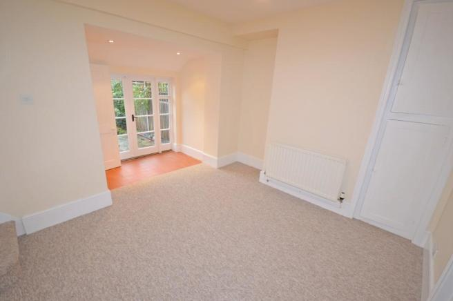 Dining room House to