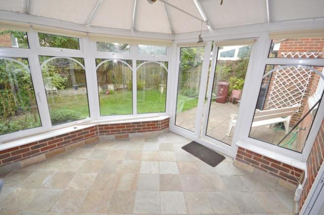 Conservatory Front H